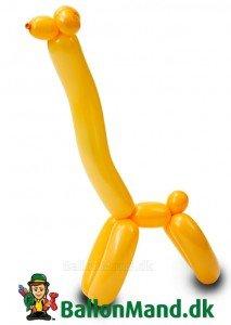 ballon-giraf