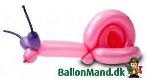 ballon-snegl