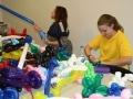 Mange spændende figurer - oprydningen tager lang tid, med mindre der er børn i nærheden.